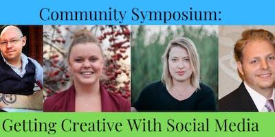 Community Symposium: Creative Social Media Strategies for Business