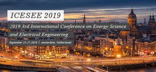2019 3rd International Conference on Energy S