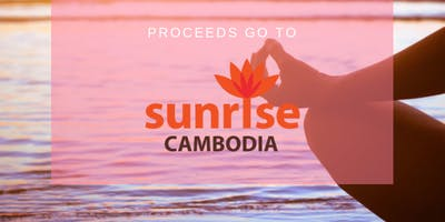 Sunrise Sesh in Support of Sunrise Cambodia