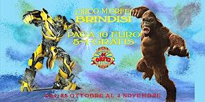 Il Circo M.Orfei a BRINDISI A 10 euro
