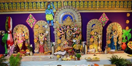 Durga Puja 2019 - দুর্গা পূজা ২০১৯ Dublin, Ireland tickets