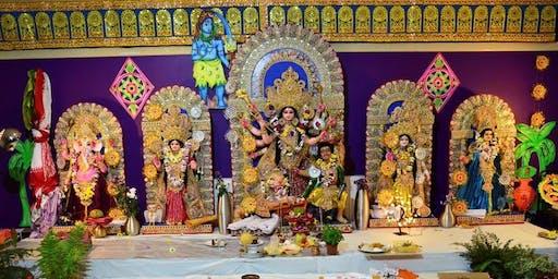 Durga Puja 2019 - দুর্গা পূজা ২০১৯ Dublin, Ireland