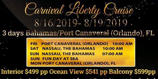 Black Business Bahamas Networking Cruise (B3C Cruise)