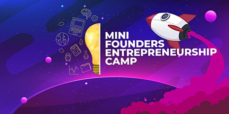Young Founders Summit Pre-Bootcamp (10-16 Years) | 10:00AM-5:00 PM tickets