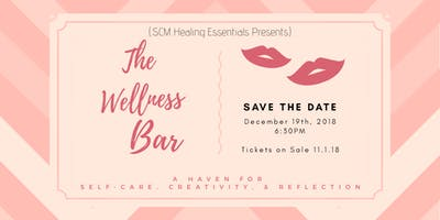 The Wellness Bar: A Haven for Self-Care, Creativity, and Reflection