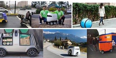 Workshop og Miniseminar - Digitalisering og selvkjørende kjøretøy i bylogistikk