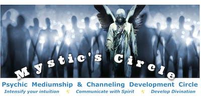 Mystic's Circle - Psychic Mediumship & Channeling Development Circle