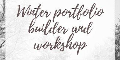 Winter portfolio builder and workshop