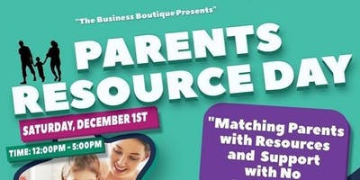 Parents Resource Day