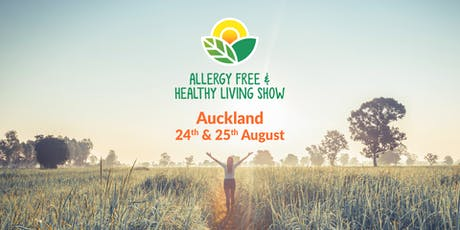 Auckland Allergy Free & Healthy Living Show 2019 tickets