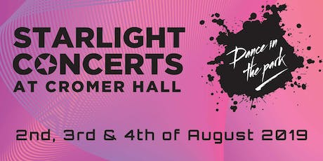 Starlight Concerts at Cromer Hall tickets