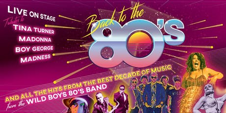 Back to the 80's | Cromer Hall tickets