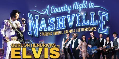 A Country Night in Nashville & Elvis | Cromer Hall tickets