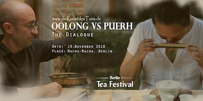 Oolong and Puerh - When two stories meet