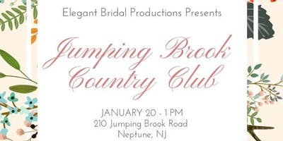 Jumping Brook Country Club Bridal Show