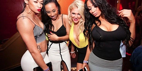 The Official Club EXCHANGE Party Package | Open Bar & Party Bus tickets