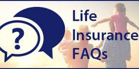 I Am Too Ashame To Admit, I Do Not Have Life Insurance Forum & Workshops tickets