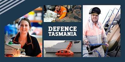 Tasmanian Defence Futures Forum
