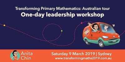 Transforming primary mathematics: One-day leadership workshop - Sydney