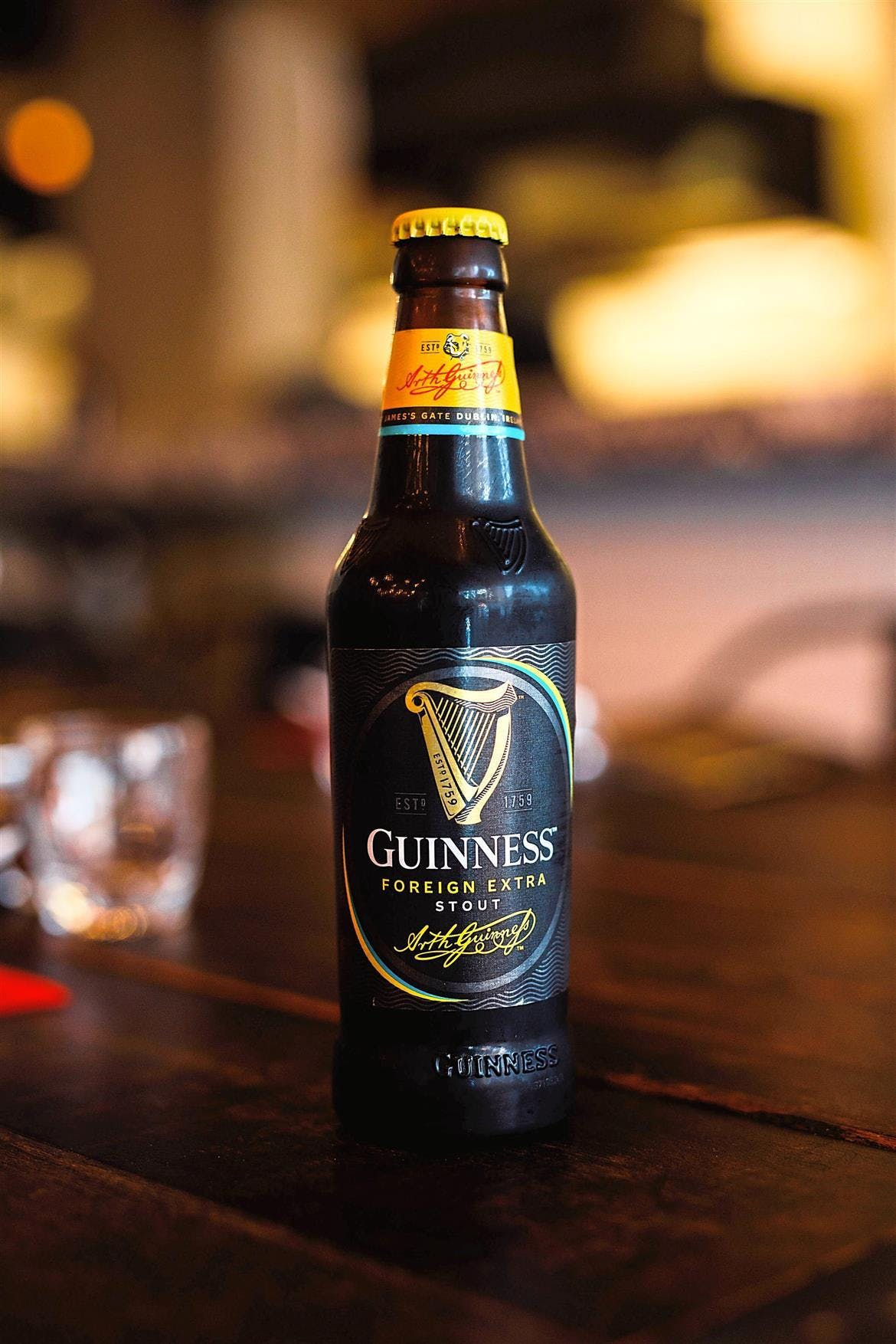 The Field Guinness Foreign Extra Stout Tasting