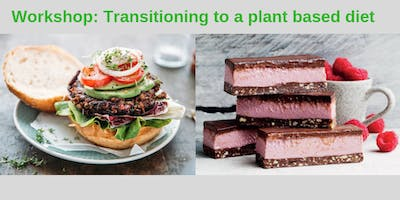 Transitioning to a plant based diet