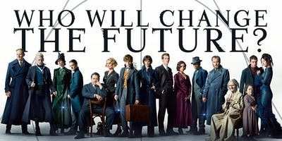 Social Inclusion Week Movie - Fantastic Beasts: The Crimes of Grindelwald