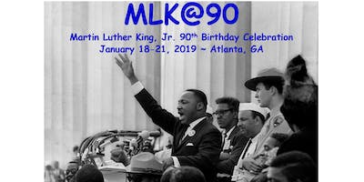 Cancelled: Martin Luther King, Jr. 90th Birthday Celebration in Atlanta
