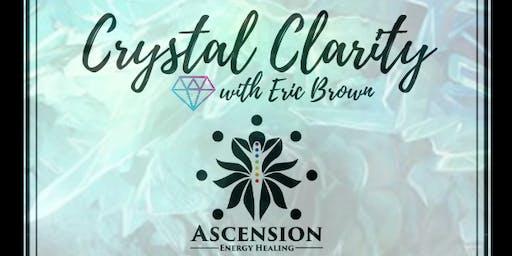 Crystal Clarity - A Third Eye?