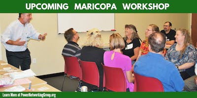 10/24/19 – PNG – Maricopa – Professional Development Workshop -Tammy/(Shannon Kleinjans ) – Building Your Brand in the Community