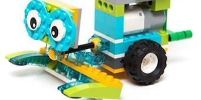 School Holiday Programme - Family Lego Robotics