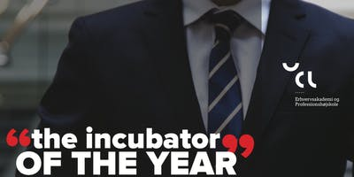 """the incubator\"" OF THE YEAR"