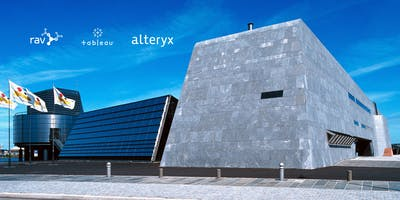 Alteryx & Tableau Roadshow: Data is the new oil
