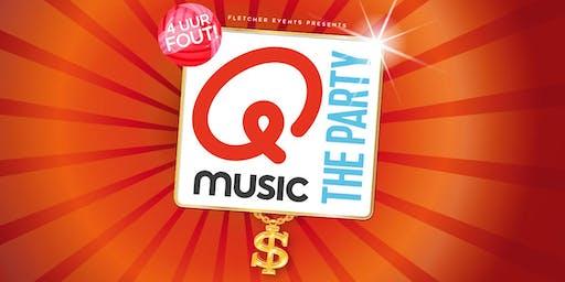Qmusic The Party - 4uur FOUT! in Nieuwegein (Utrecht) 18-10-2019