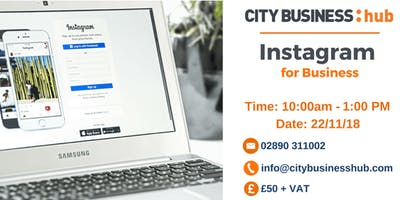 Grow your business with Instagram