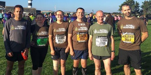 Great South Run 2019 - Secure a place with The Royal Marines Charity
