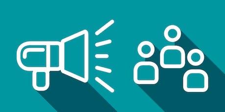 Bekannt ohne Budget II: Gute SEO Texte für Blogs & Websites (Tagestraining) Tickets