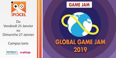 Global Gam Jam - Campus Ionis & Sud PICCEL
