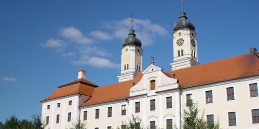 Hyong-Intensivseminar im Kulturzentrum Kloster Roggenburg, Bayern
