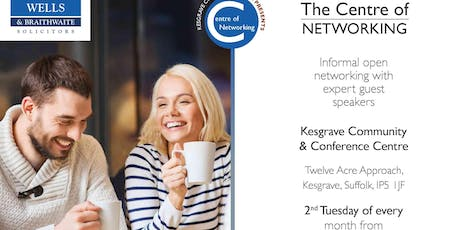 The Centre Of Networking tickets