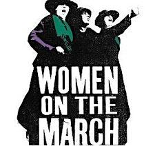 Women on the Walk logo