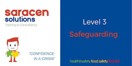 Safeguarding Level 3