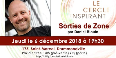 Le Cercle Inspirant avec Daniel Blouin