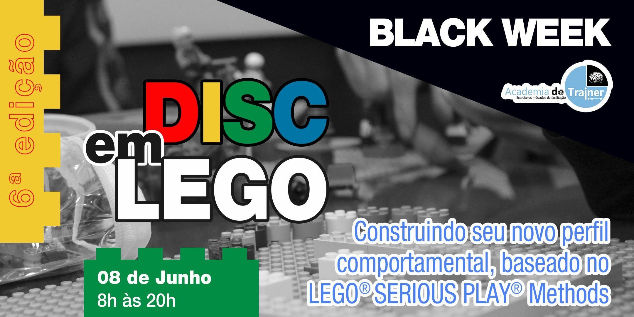 Workshop DISC em LEGO - 6 Edio