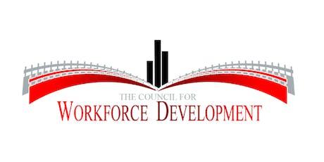 Workforce Updates at November General Membership Meeting tickets