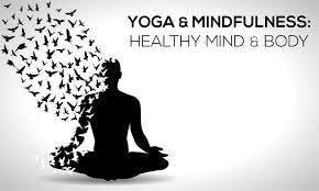 75 min Yoga / Mindfulness class