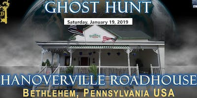 Hanoverville Roadhouse Ghost Hunt Night 3