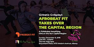 Girlnetic Grrlsplay!: Afrobeat Fit Takes Over the...