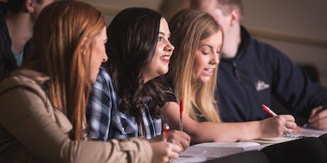Mind Your Money Workshop - Belfast campus tickets