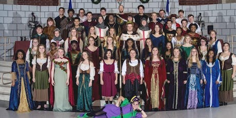 Madrigal Dinners 2019 SATURDAY DECEMBER 14TH 7:00PM tickets