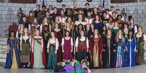Madrigal Dinners 2019 SATURDAY DECEMBER 14TH 7:00PM